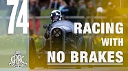 No Brakes – Bravest Woman at Goodwood in 108 year old car