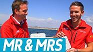 Mr & Mrs: Daniel Abt vs Team PR Manager! - Formula E