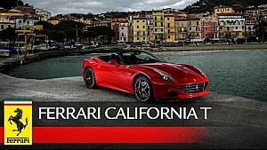 Ferrari California T - State of the Art - In Liguria Trailer