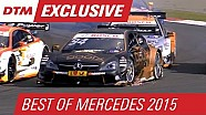 Mercedes - DTM Highlights 2015