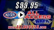 Fans can watch sportsman to the pros on NHRA All Access