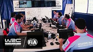 WRC Rally Argentina 2016: Logistics Special