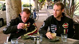 Breakfast with Reynolds and Russell