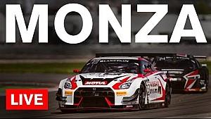 Live Qualifying: Blancpain Endurance Series - Monza 2016