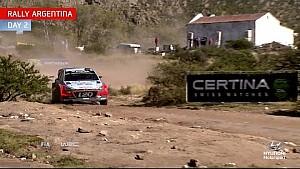 Rally Argentina Day Two - Hyundai Motorsport 2016