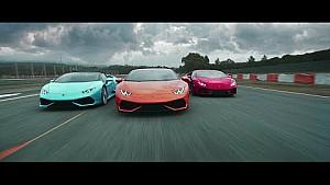 Lamborghini Huracán: Driven by Instinct