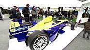 Renault e.Dams: 2016 FIA Formula E Visa Paris ePrix