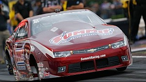Greg Anderson races to the lead in Pro Stock at the #SpringNats.