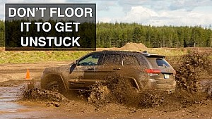5 Things You Should Never Do In A 4X4 Vehicle