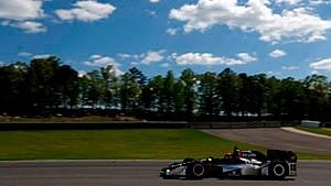 HPD Trackside -- Barber IndyCar Qualifying Report