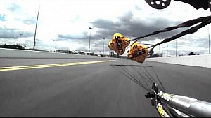 NHRA 101: How drivers pack their parachutes #NHRA