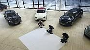 Atrium Art - Creating an all leather Vanquish | Aston Martin