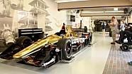 SPM 100th Indy 500 Garage & Car Unveiling