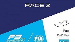 8th race of the 2016 season / 2nd race at Pau