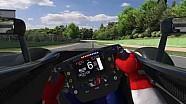 iRacing - Caméra embarquée à Imola avec la McLaren MP4-30