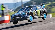 Ford Focus RS RX First Win | World Rallycross Norway