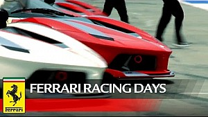Ferrari Racing Days – Over 40.000 people at Shanghai
