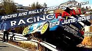 Racing and Rally Crash Compilation Week 23 June 2016