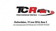 Canlı Yayın: TCR Oschersleben 2. Yarış