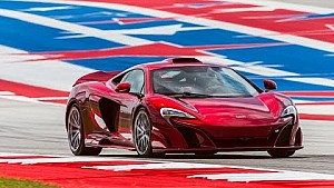 Win a Pure McLaren Driving Experience at FoS