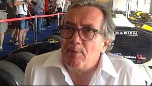 Minardi Day, intervista a Giancarlo Minardi