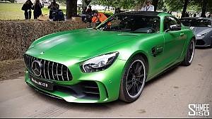 I've Bought a Mercedes AMG GT R