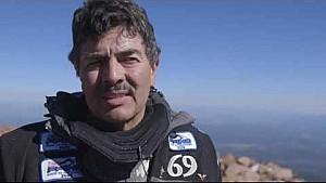 Darryl Lujan Pikes Peak Run 2016