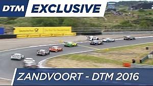 Halftime in Zandvoort - DTM 2016