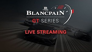 LIVE: Nurburgring - Qualifying Race- Blancpain Sprint