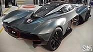 PRIMER VISTAZO: Aston Martin AM-RB 001