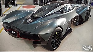 FIRST LOOK: Aston Martin AM-RB 001 Concept