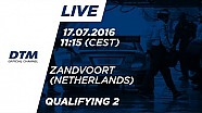 DTM Zandvoort 2016 - 2. Yarış Sıralama Turları