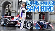 Formula E Pole Position Award: Sam Bird