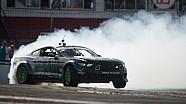 Formula Drift Canada: Vaughn Gittin Jr. Ford Mustang RTR 4th Place Finish | FORD PERFORMANCE