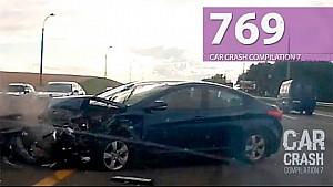 Car Crash Compilation # 769 - July 2016