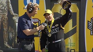 Tony Schumacher scores his first win of 2016 in Denver #NHRA