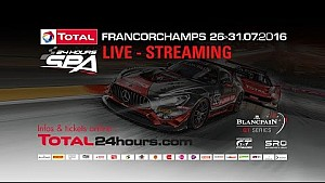 LIVE: Total 24 Hours of Spa - Qualifying