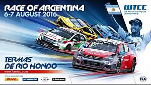 Come to the WTCC Race of Argentina