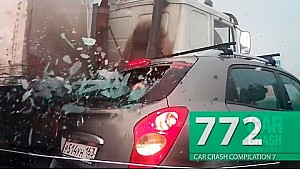 Car Crash Compilation # 772 - July 2016