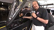 NHRA 101: Top Fuel Canopy Design