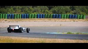 NextEV Formula E team reveal season 3 test car