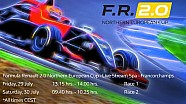 Formula Renault 2.0 NEC - SPA - Race 2