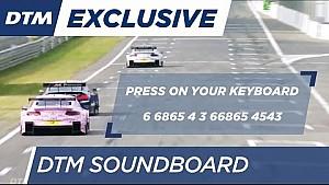 DTM Soundboard – Create your own #DTM Sound
