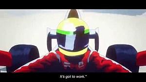 Ayrton Senna, in the Heart of Brazil