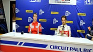 4 Hours of Le Castellet - Qualifying Press Conference