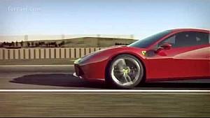 Ferrari 488 GTB - Vehicle Dynamics