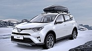 Winter Accessories from Toyota