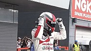 The best action from the WTCC openin race in Japan