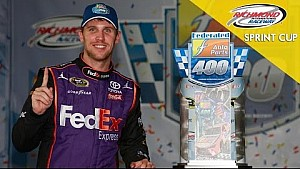 RECAP: Hamlin wins as Chase field is set at Richmond