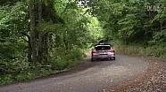 2017 款雪铁龙WRC赛车测试